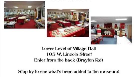Mt.Morris Historical Museum U2013 NEWS FLASH!